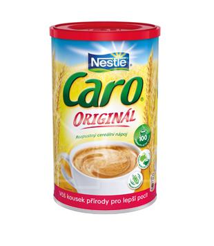 Cereální rozpustný nápoj Nestlé Caro Tesco