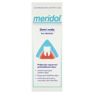 Meridol Ústní voda bez alkoholu