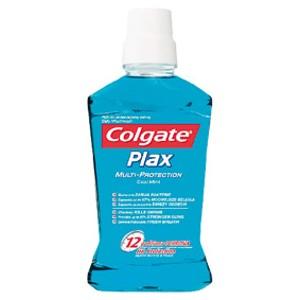 Colgate Plax ústní voda, různé druhy