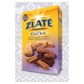 Zlaté sušenky