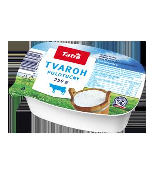 Tatra tvaroh ve vaničce, vybrané druhy