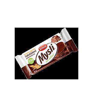 Emco Mysli na Zdraví Ovesné sušenky s příchutí, různé druhy
