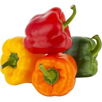 Paprika mix trikolora 500g