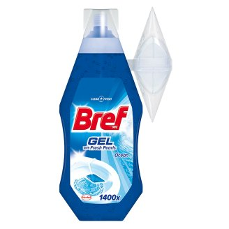 Bref Fresh WC gel 360ml, vybrané druhy