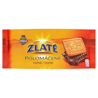 Opavia Zlaté Polomáčené sušenky, vybrané druhy