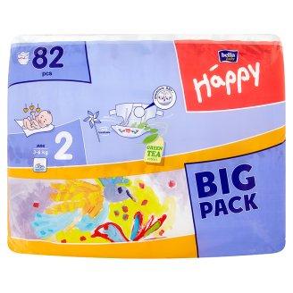 Bella Baby Happy dětské plenky Tesco