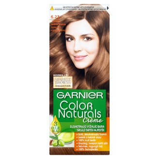 Garnier Color Naturals barva na vlasy, vybrané druhy