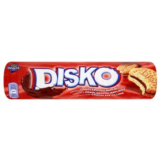 Opavia Disko sušenky, vybrané druhy