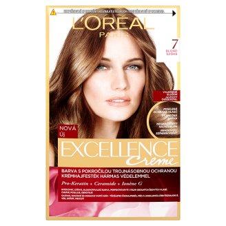 L'Oréal Paris Excellence barva na vlasy, vybrané druhy