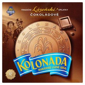 Opavia Kolonáda tradiční čokoládové oplatky 200g