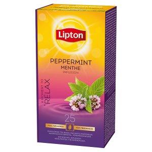 Lipton bylinný čaj, vybrané druhy 25/30 sáčků