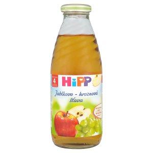 HiPP Bio ovocná šťáva vybrané druhy 0,5l