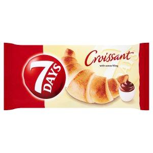 7 Days Croissant 60g, vybrané druhy