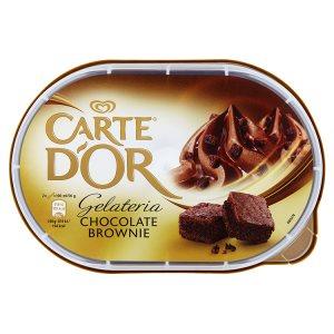 Carte D'Or zmrzlina 900ml, vybrané druhy