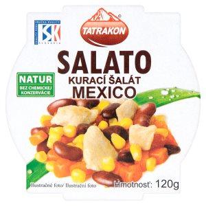 Tatrakon Salato kuřecí salát mexico 120g