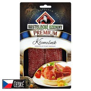 Kostelecké Uzeniny Premium Křemešník 80g