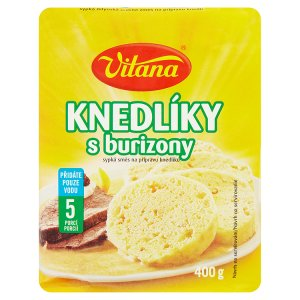 Vitana Knedlíky s burizony 400g