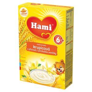 Hami Kaše krupicová s příchutí vanilky 225g