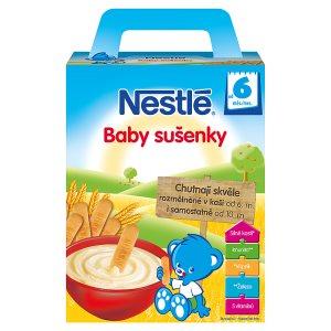 Nestlé Baby sušenky 180g
