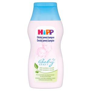 HiPP Babysanft Dětský jemný šampon s bio výtažkem z mandlí 200ml