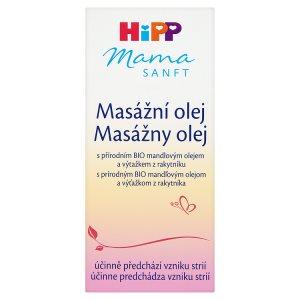HiPP Mamasanft Masážní olej 100ml