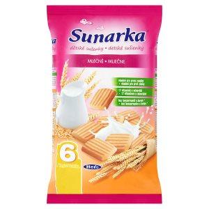Sunarka Dětské mléčné sušenky 175g Tesco