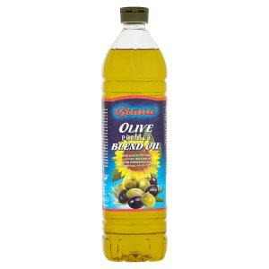 Giana Směs slunečnicového oleje a olivového oleje z pokrutin 1l