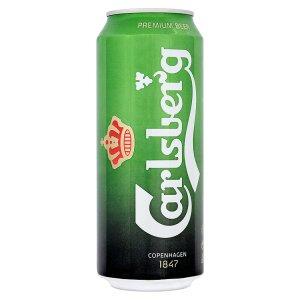 Carlsberg Světlý ležák pivo 0,5l