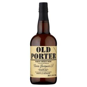 Old Porter Sladké bílé víno 0,75l