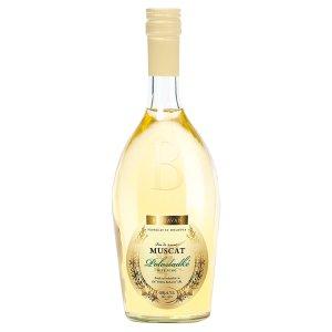 Bostavan Muscat polosladké bílé víno 0,75l