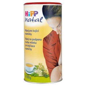 HiPP Mama Čaj pro kojící matky pro podporu tvorby mléka 200g