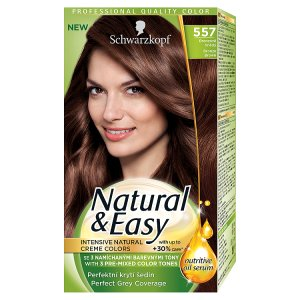 Schwarzkopf Natural & Easy barva na vlasy, vybrané druhy