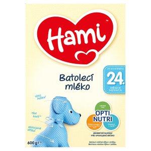 Hami Batolecí mléko 24+ 600g