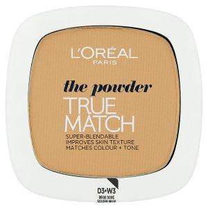 L'Oréal Paris True Match Kompaktní pudr 9g