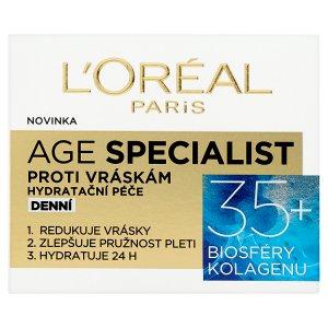 L\'Oréal Paris Age Specialist pleťový krém 50ml, vybrané druhy