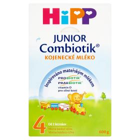 HiPP Combiotik Junior 4 kojenecké mléko od 2 let 600g