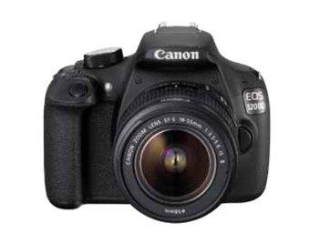 Zrcadlovka Canon EOS 1200D + 18-55 DC