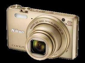 Fotoaparát Nikon Coolpix S7000