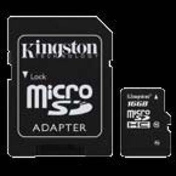 Paměťová karta Kingston MicroSD