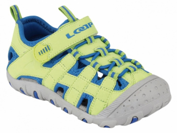 Dětské sandále Loap Jaya Dětské velikosti bot: 23 / Barva: zelená 4Camping.cz