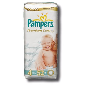 Pampers Premium Care Tesco