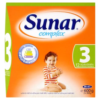 Sunar Complex dětská kojenecká výživa, vybrané druhy Dm Drogerie Markt