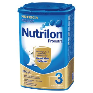 Nutrilon 3 Pronutra 800g Tesco